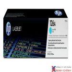 Mực in Laser màu HP 126A Cyan (CE311A) – Màu xanh