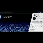 Mực in Laser đen trắng HP 78A (CE278A)