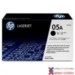Mực in Laser đen trắng HP 05A (CE505A)