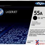 Mực in Laser đen trắng HP 55A (CE255A)
