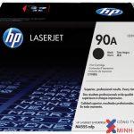 Mực in Laser đen trắng HP 90A (CE390A)