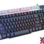 Bàn phím máy tính Keyboard R8 KB – 1822 (USB)
