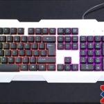 Bộ chuột bàn phím Keyboard + Mouse R8 KM – 1909  (U + U)