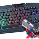 Bộ chuột bàn phím Keyboard + Mouse R8 KM – 1910  (U + U)