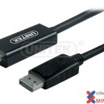 CÁP DISPLAY PORT SANG HDMI UNITEK (DÀI 1,8M) Y-5118CA