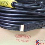 CÁP HDMI 40M UNITEK Y-C173