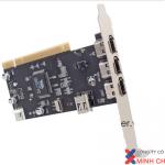 CARD TÍN HIỆU PCI->1394 DTECH.