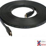 Cáp tín hiệu HDMI độ dài 3m – cáp HDMI (dẹp) 3m XK-030