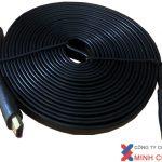 Cáp tín hiệu HDMI độ dài 20m – cáp HDMI (dẹp) 20m XK-120