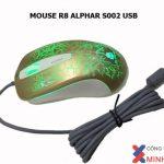 Chuột máy tính Mouse R8 ALPHAR S002 (USB)