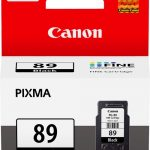 Mực in Canon PG-89 Black Ink Cartridge