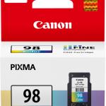 Mực in Canon cl-98