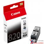 Mực in Canon PGI-820 Bk