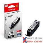 Mực in Canon PGI-770 BK Pigment Black Ink Tank