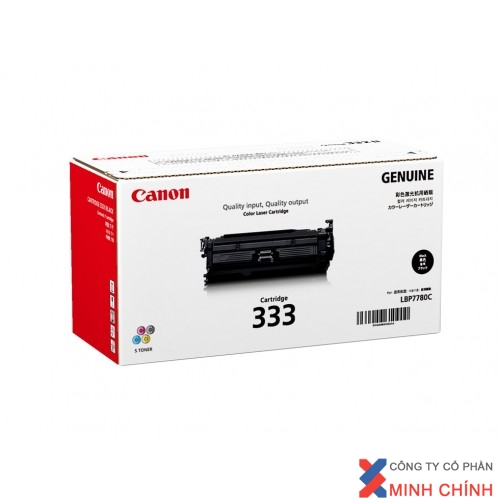 Mực in Canon Cartridge 333