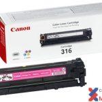 Mực in Canon Cartridge 316 C,M,Y
