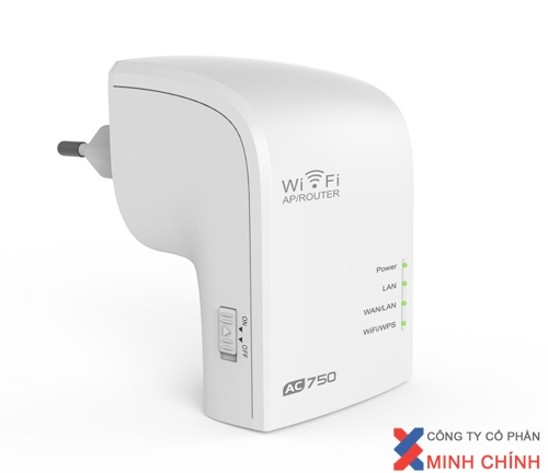 WAVLINK AC750 DUAL BAND WIFI REPEATER WS-WN577A2