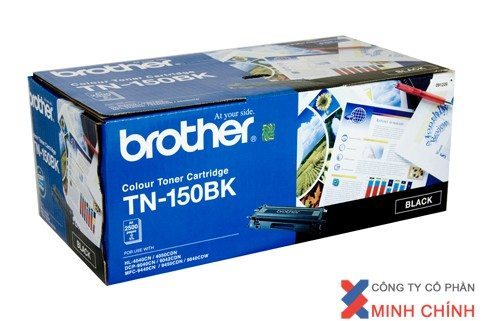 Mực in Brother TN-150BK