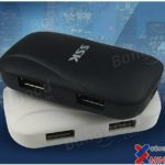 THIẾT BỊ CHIA TÍN HIỆU USB 4 CỔNG (SHU-037)