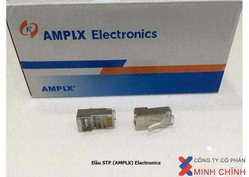 ĐẦU MẠNG RJ45 STP AMPLX