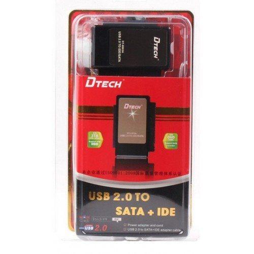SATA+IDE TO USB DTECH (DT-8003A).