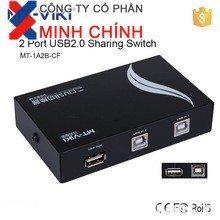 DATA USB 2 VÀO 1 RA MT-VIKI (MODEL MT-1A2B-CF) ( DÙNG CHO MÁY IN )