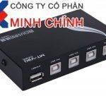 DATA USB 4 VÀO 1 RA MT-VIKI (MODEL MT-1A4B-CF) ( DÙNG CHO MÁY IN )