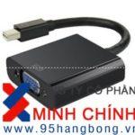 Cáp Chuyển đổi Mini DisplayPort to HDMI UNITEK (Y-6327BK)