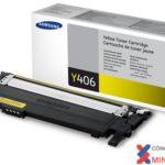 Mực in SamSung CLT-Y406S/SEE , giá rẻ – Dùng cho máy CLP-365/365W