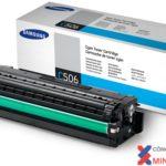 Mực in SamSung CLT-C506S/SEE giá rẻ – Dùng cho máy CLP-680, CLX-6260