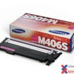 Mực in SamSung CLT-M406S/SEE , giá rẻ – Dùng cho máy CLP-365/365W