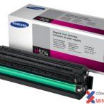 Mực in SamSung CLT-M504S/SEE , giá rẻ – Dùng cho máy CLP-415N