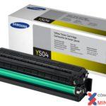 Mực in SamSung CLT-Y504S/SEE , giá rẻ – Dùng cho máy CLP-415N