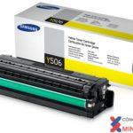 Mực in SamSung CLT-Y506S/SEE , giá rẻ – Dùng cho máy CLP-680, CLX-6260