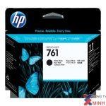 Mực in Phun màu HP 761 Matte Black