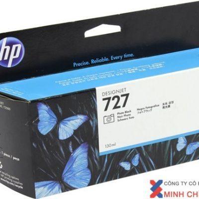 Mực in Phun màu HP 727 130-ml