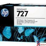 Đầu in Phun màu HP 727 DesignJet Printhead (B3P06A)