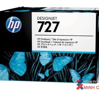 Mực in Phun màu HP 727 DesignJet Printhead