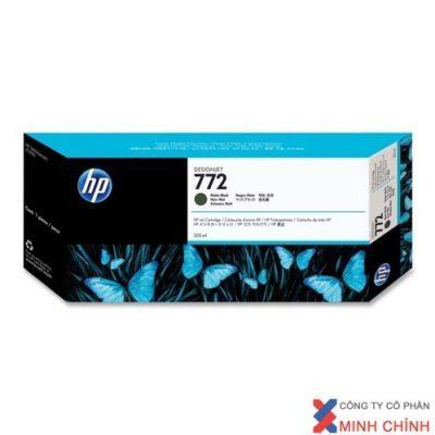 Mực in Phun màu HP 772 300-ml