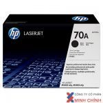 Mực in Laser đen trắng HP 70A (Q7570A) – Màu đen