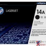 Mực in Laser đen trắng HP 14A (CF214A)