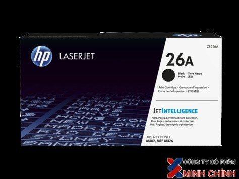 Mực in Laser màu đen HP 26A (CF226A)