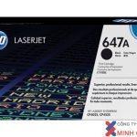 Mực in Laser màu HP 647A (CE260A) Black – Màu đen