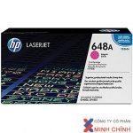 Mực in Laser màu HP 648A (CE263A) Magenta – Màu đỏ