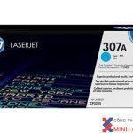 Mực in Laser màu HP 307A Cyan