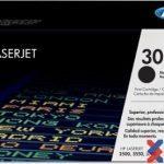 Mực in Laser màu HP 308A Black (Q2670A) – Màu đen
