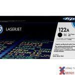 Mực in Laser màu HP 122A Black (Q3960A) – Màu đen