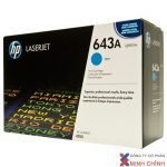 Mực in Laser màu HP 643A