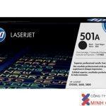 Mực in Laser màu HP 501A (Q6470A) Black – Màu đen