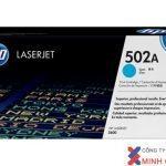 Mực in Laser màu HP 502A